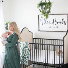 Miller Brooks Nursery Reveal